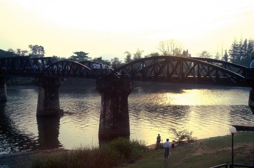 Kwai Bridge (Thailand)