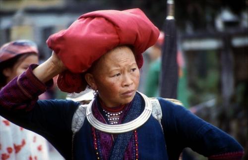 Red Dzao (Vietnam)