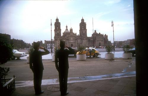 Constitution DF (Mexico)