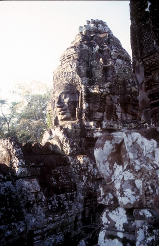 The Bayon (Cambodia)