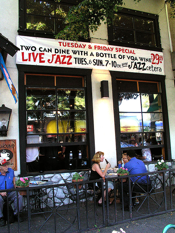 Jazz at Calhoun's