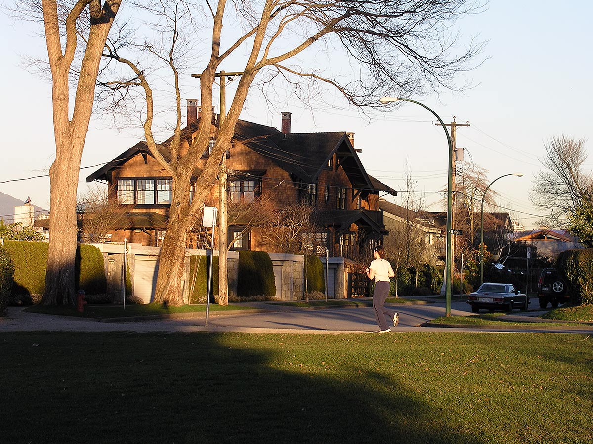 Point Grey House