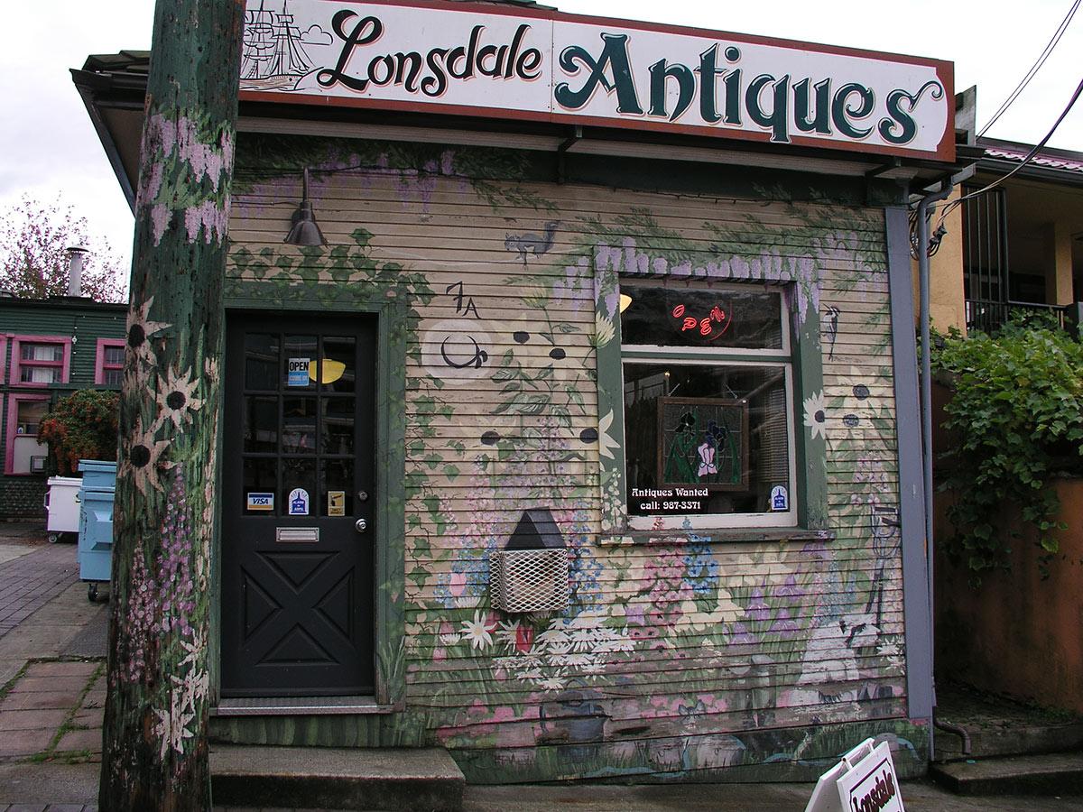 Shop North Vancouver