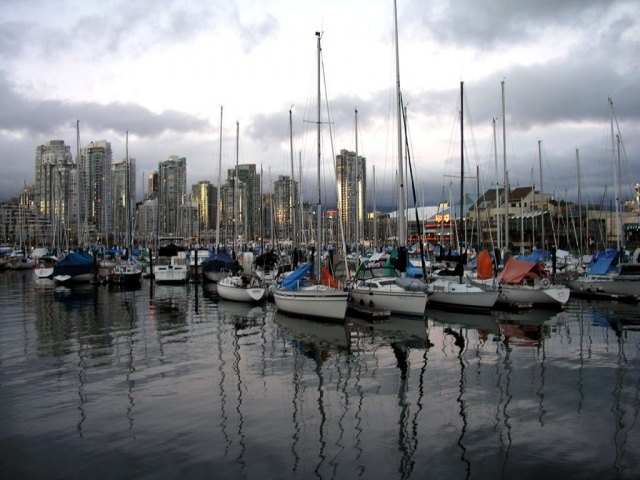 Down Town Vancouver